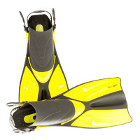 Ласты Marlin Swift Yellow