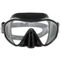 Маска Marlin Frameless Scuba Black